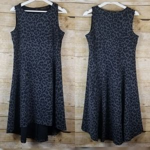The Limited Womens Sz M  Sleeveless High Low